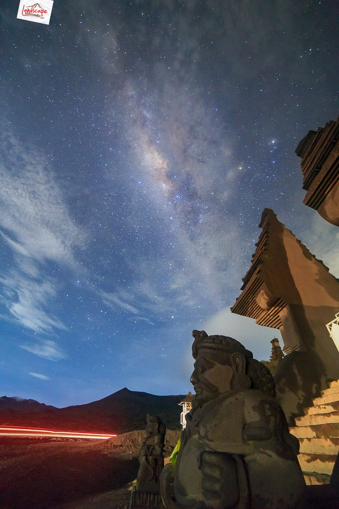 milky way bromo 4 - Milky Way Bromo, Tips & Lokasi Mengabadikannya