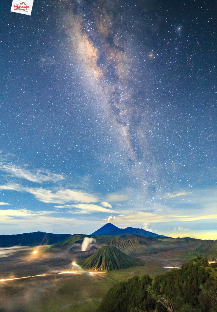 milky way bromo 5 - Milky Way Bromo, Tips & Lokasi Mengabadikannya