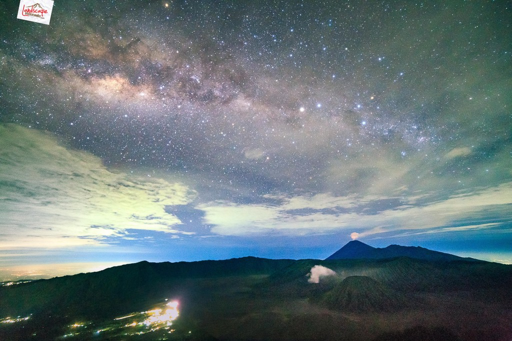 milky way bromo 6 - Milky Way Bromo, Tips & Lokasi Mengabadikannya