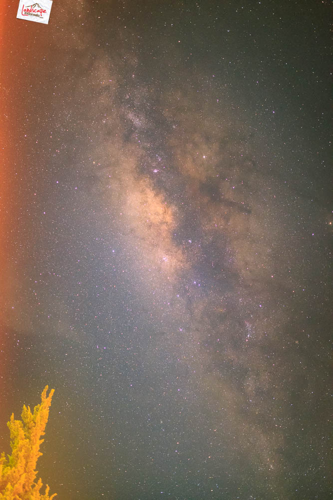 milky way selo 14 - Merapi Mercy Milky Way