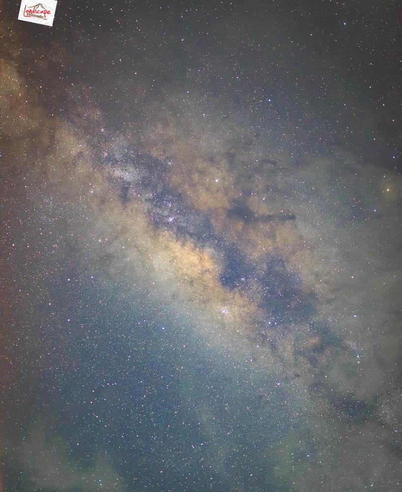milky way selo 4 - Merapi Mercy Milky Way