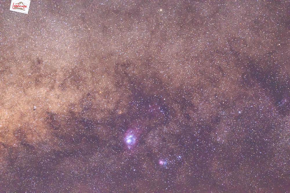 milky way selo 7 - Merapi Mercy Milky Way