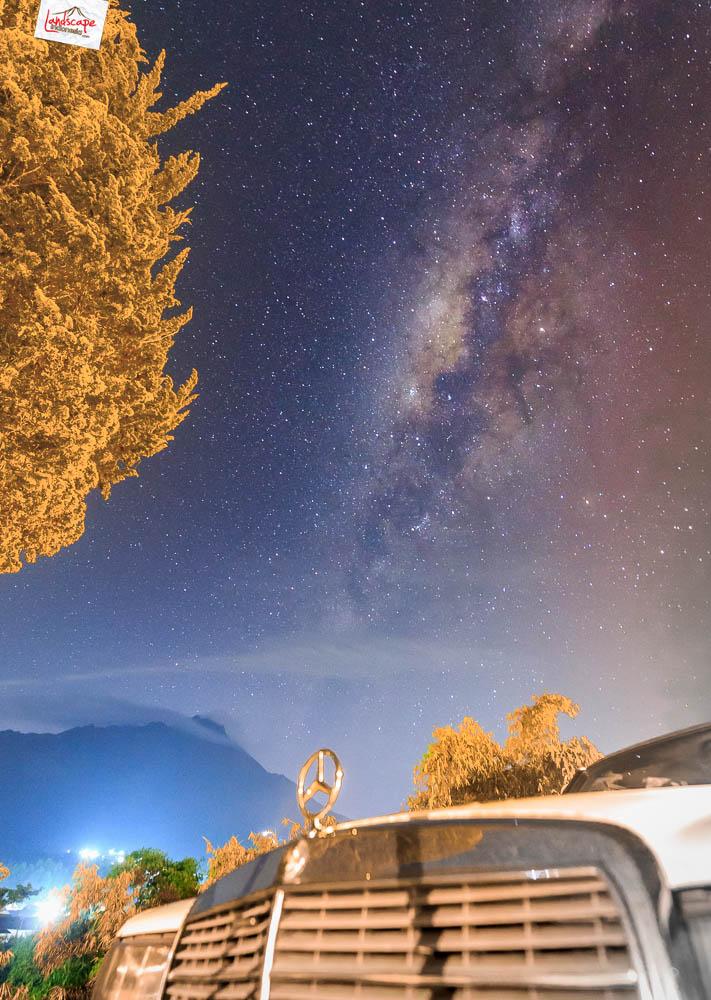 milky way selo 8 - Merapi Mercy Milky Way