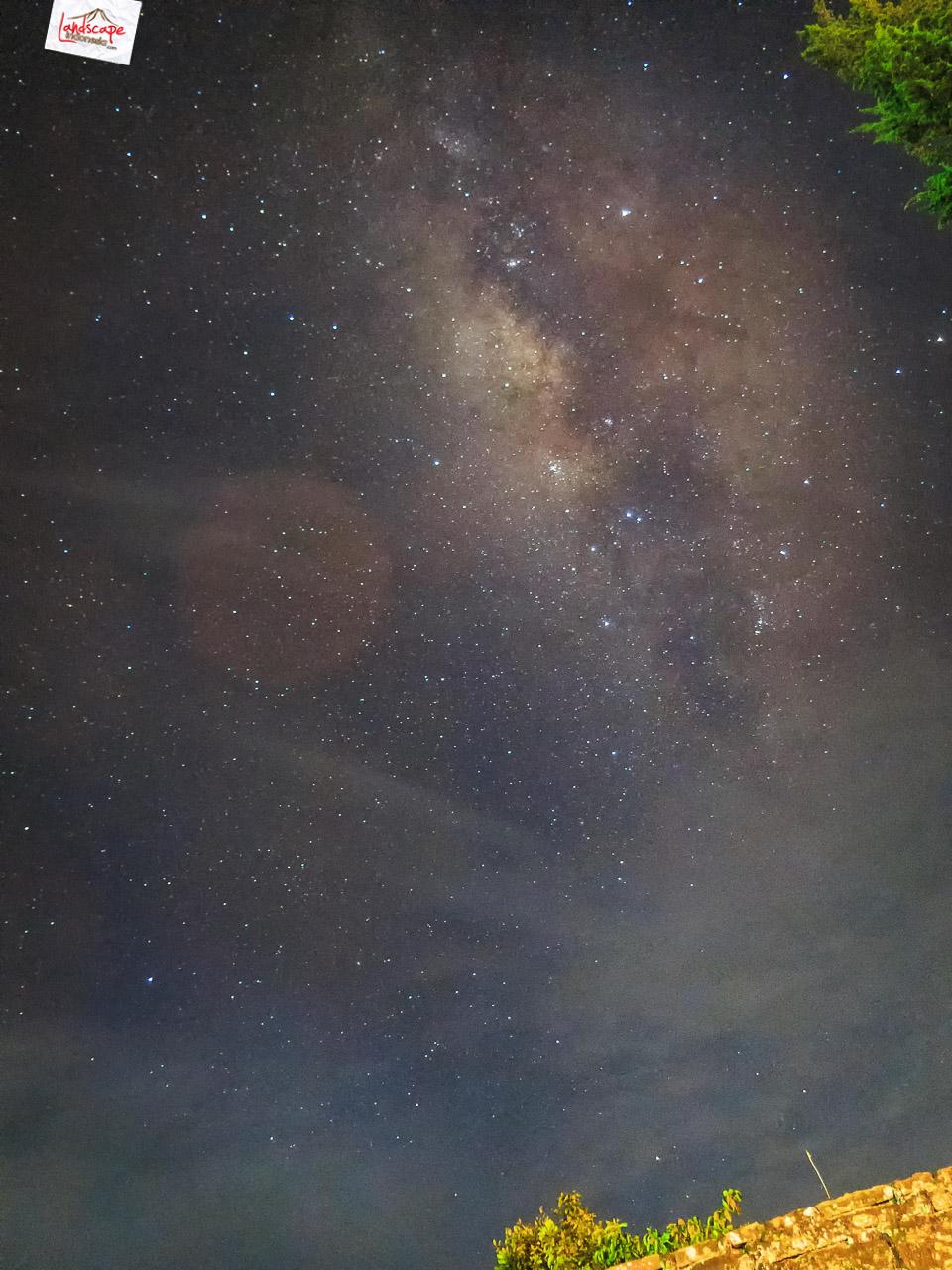 milkyway kamera poket 1 - Memotret Milky Way dengan Kamera Poket