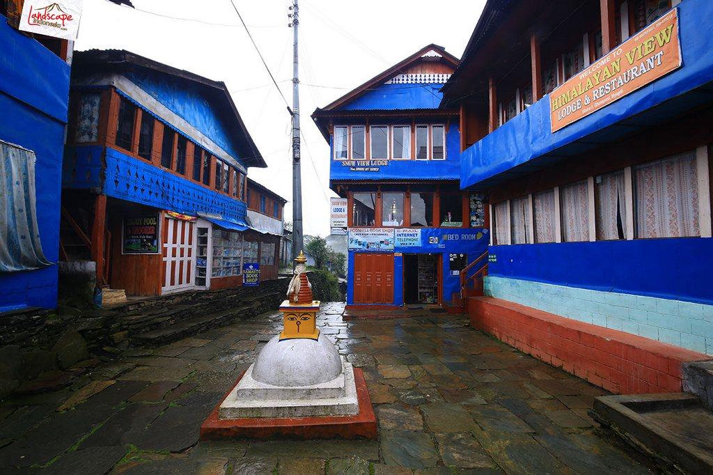 nepal ghorepani 1 - Annapurna Basecamp Ghorepani (hari ketiga)