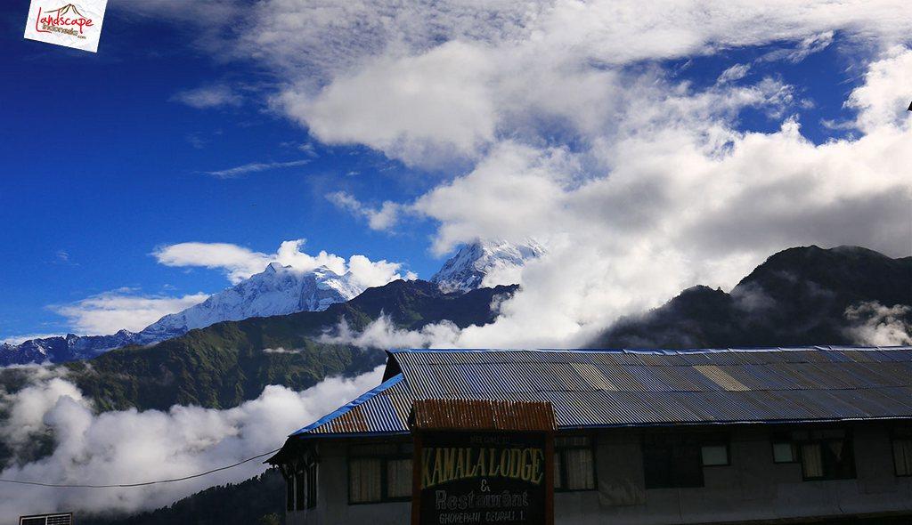 nepal ghorepani 3 - Annapurna Basecamp Ghorepani (hari ketiga)
