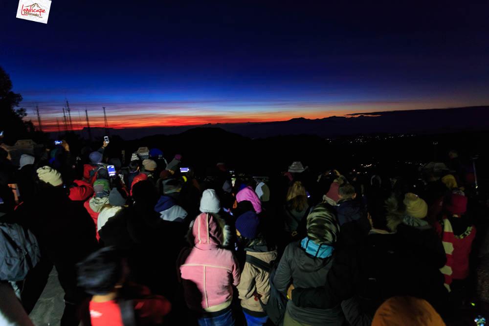 sunrise di pananjakan bromo5 - Sunrise di Pananjakan - Bromo