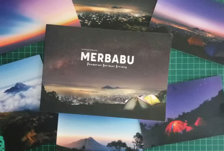 ulasan buku merbabu - Gunung Merbabu Virtual Tour