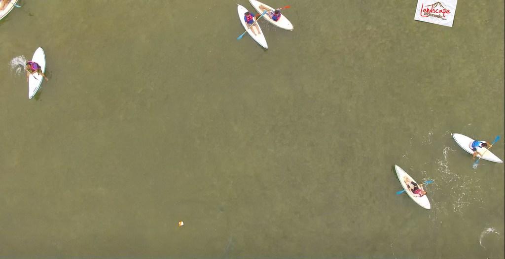 drini dari udara 11 - Pantai Drini dari Udara - Surut dan Pasang
