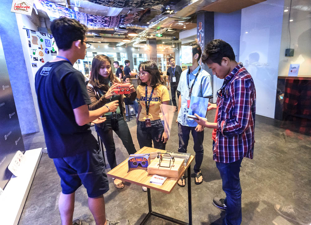 google developer menara kibar 3 - Sharing Buku dan Virtual Tour Merbabu di Menara Kibar