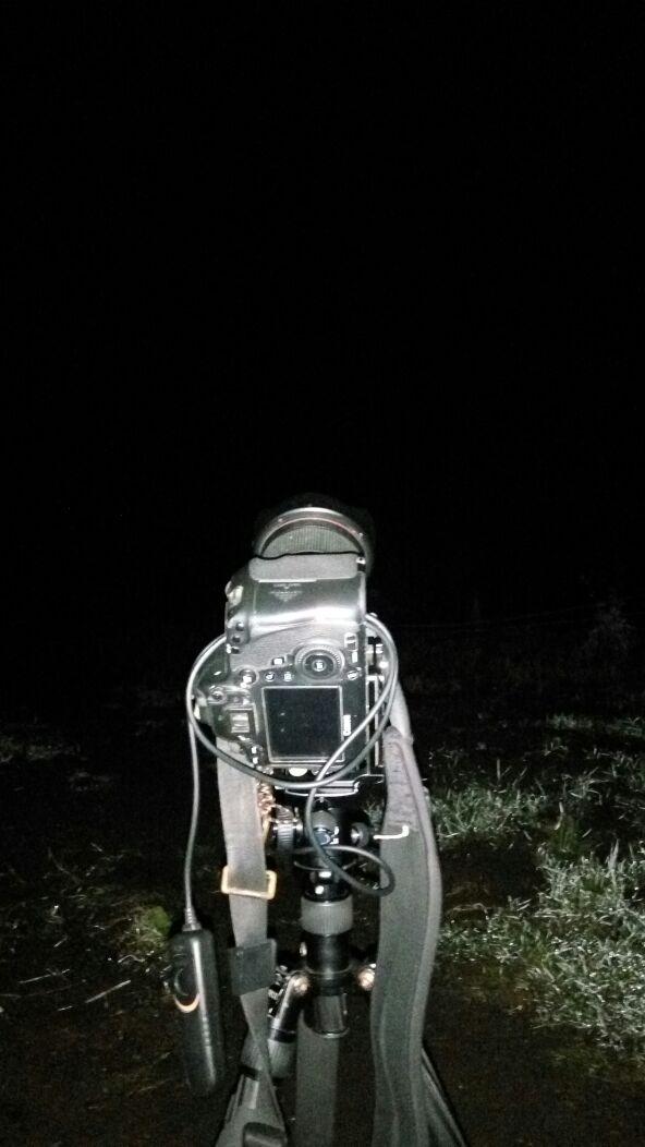 hunting dieng - Milky Way Dieng : Sejenak Menengok Keluar
