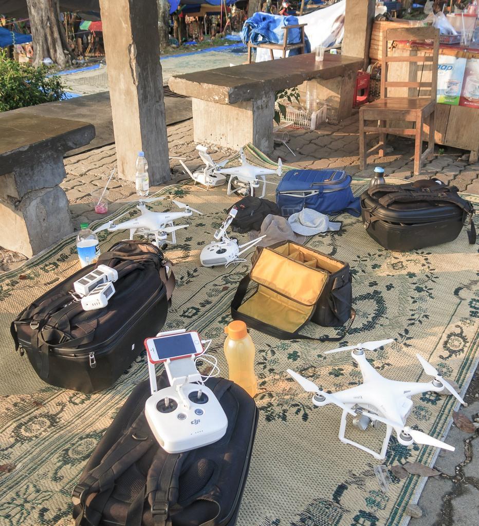 kedungombo dari udara 1 - Kedungombo dari Udara | Solo Drone Fly