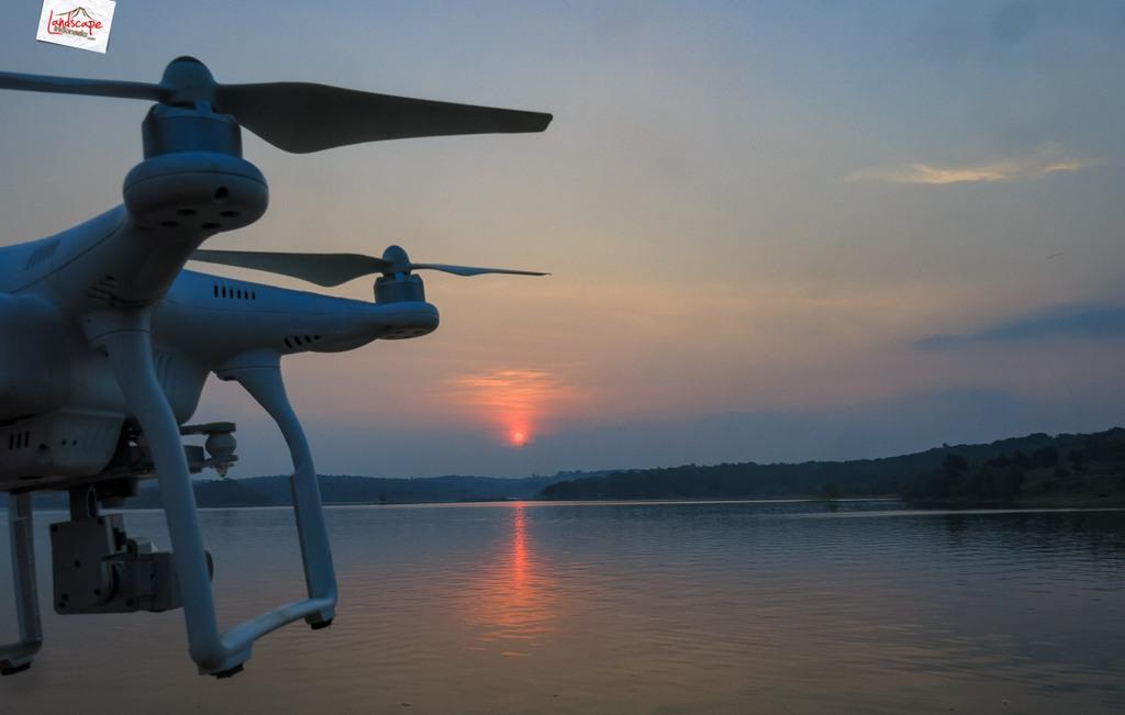 kedungombo dari udara 13 1 - Aerial Fotografi dan Video | Pengalaman dengan Phantom 3 Pro