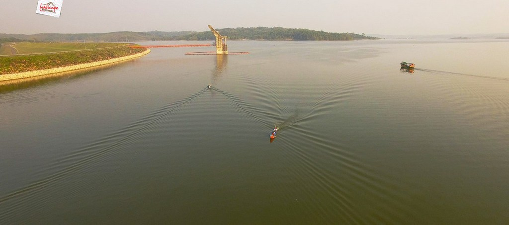 kedungombo dari udara drone 2 - Kedungombo dari Udara | Solo Drone Fly
