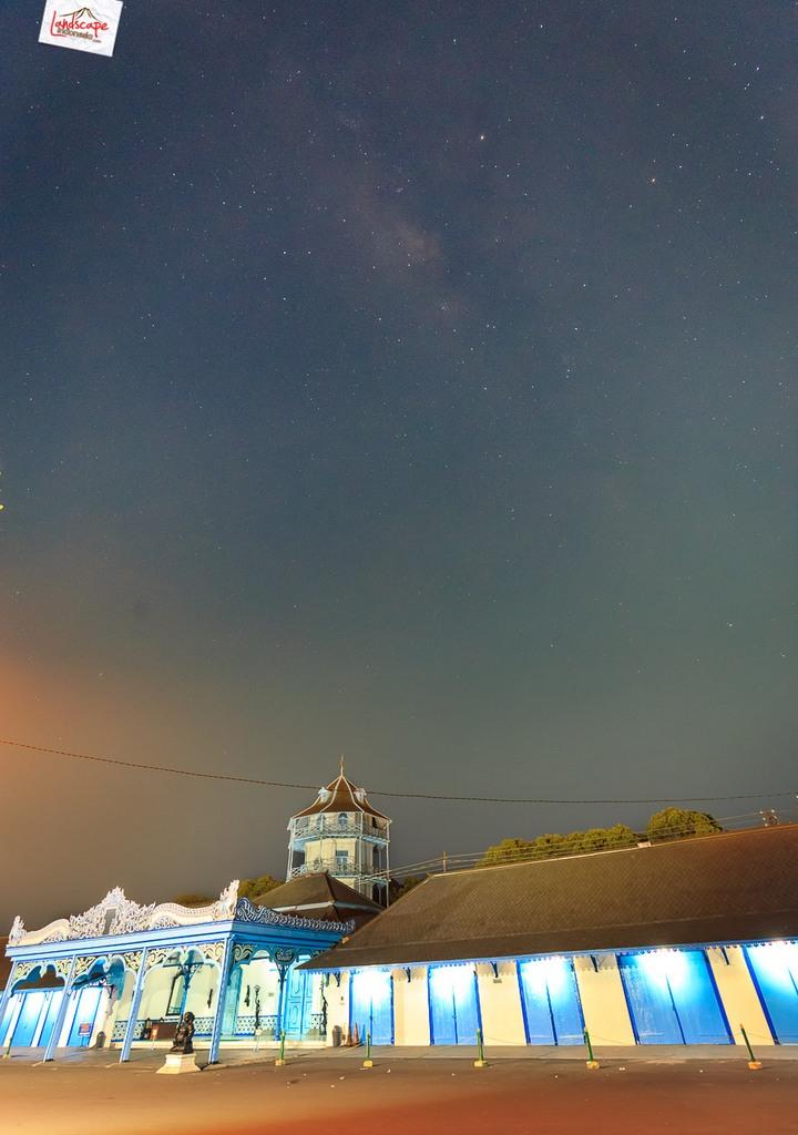 milky way keraton 1 - Milky way di Keraton Surakarta