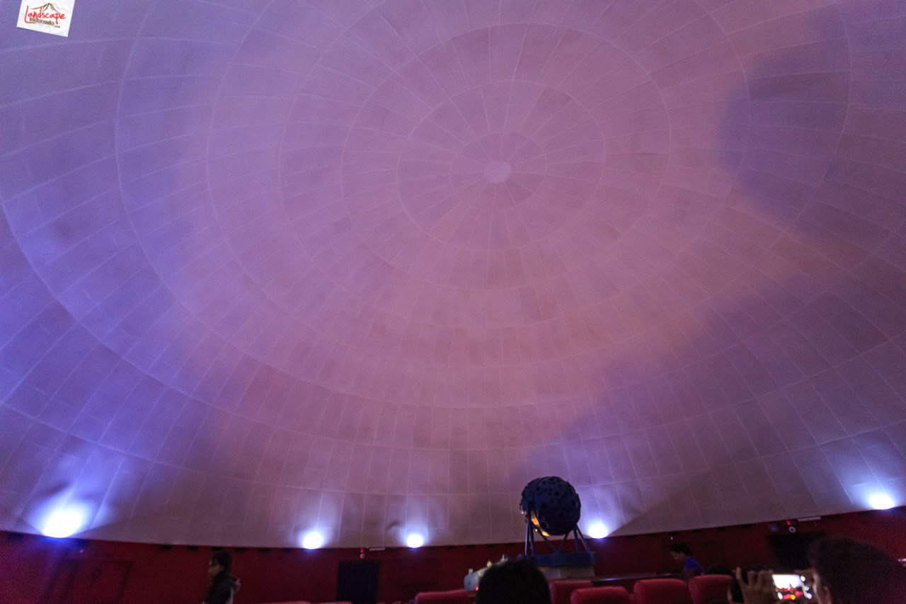 pengamatan gerhana bulan 1 - Pengamatan Gerhana Bulan di Planetarium Jakarta