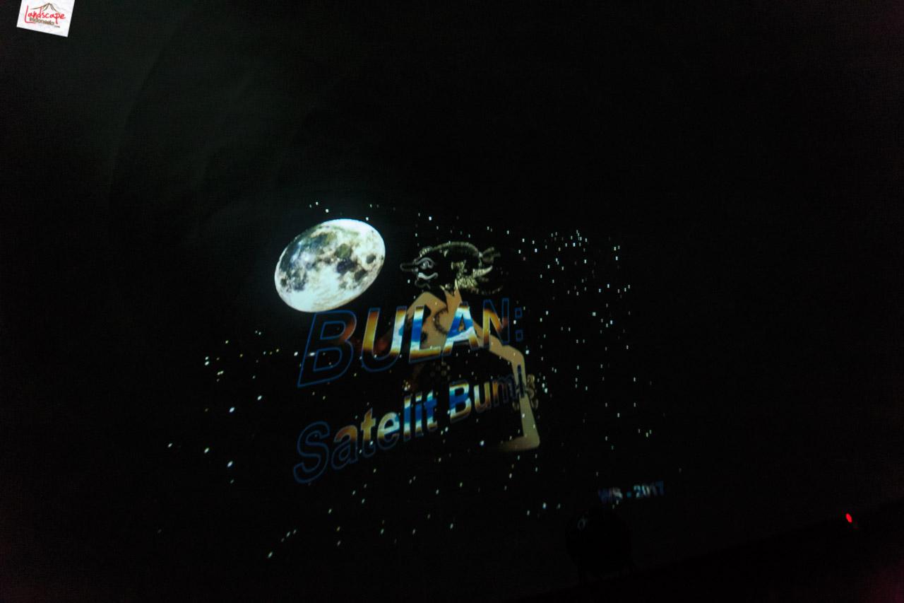 pengamatan gerhana bulan 2 - Pengamatan Gerhana Bulan di Planetarium Jakarta