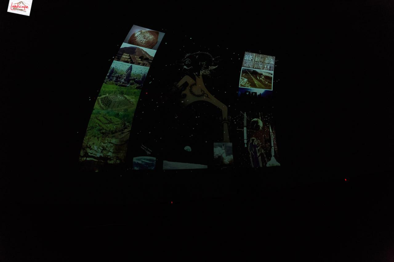pengamatan gerhana bulan 3 - Pengamatan Gerhana Bulan di Planetarium Jakarta