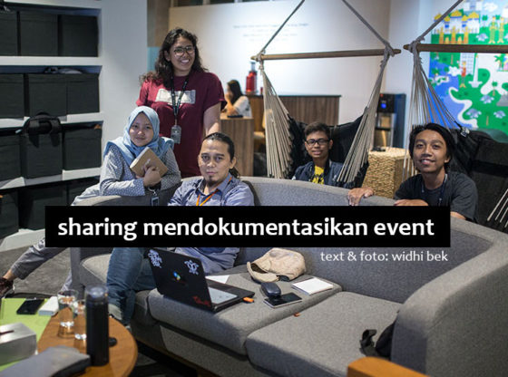 sharing kibar 0a 560x416 - Sharing Dokumentasi Event di Kibar