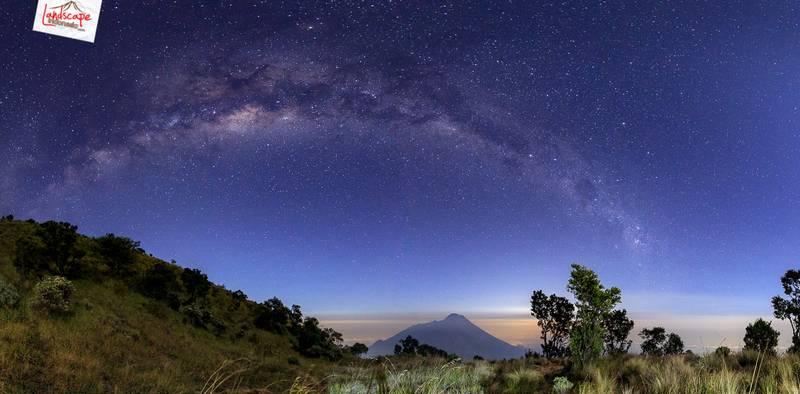 08 - Meracuni Milky Way di Solo