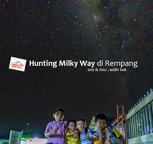 milky way di rempang