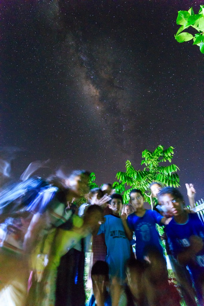 milkyway rempang 3 - Hunting Milky Way di Rempang