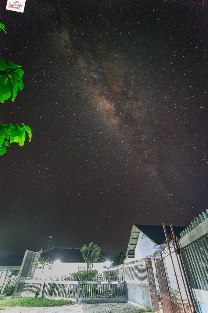 milkyway rempang 4 1 - Hunting Milky Way di Rempang