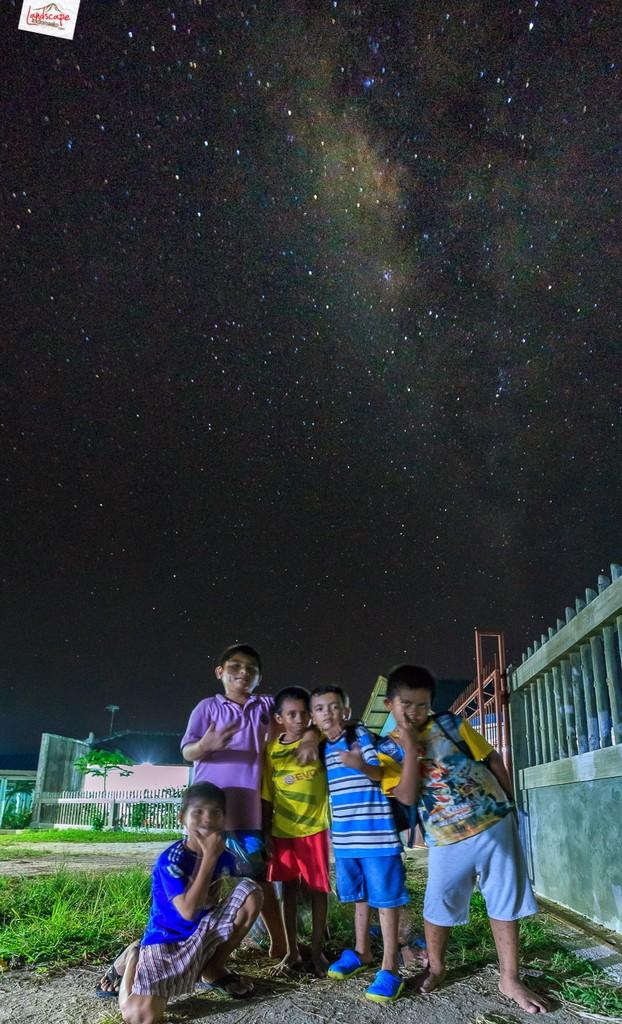 milkyway rempang 5 - Hunting Milky Way di Rempang