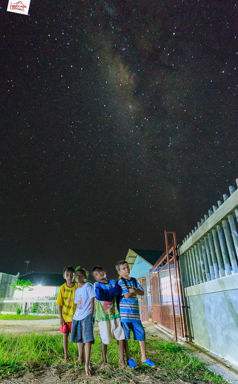 milkyway rempang 6 - Hunting Milky Way di Rempang