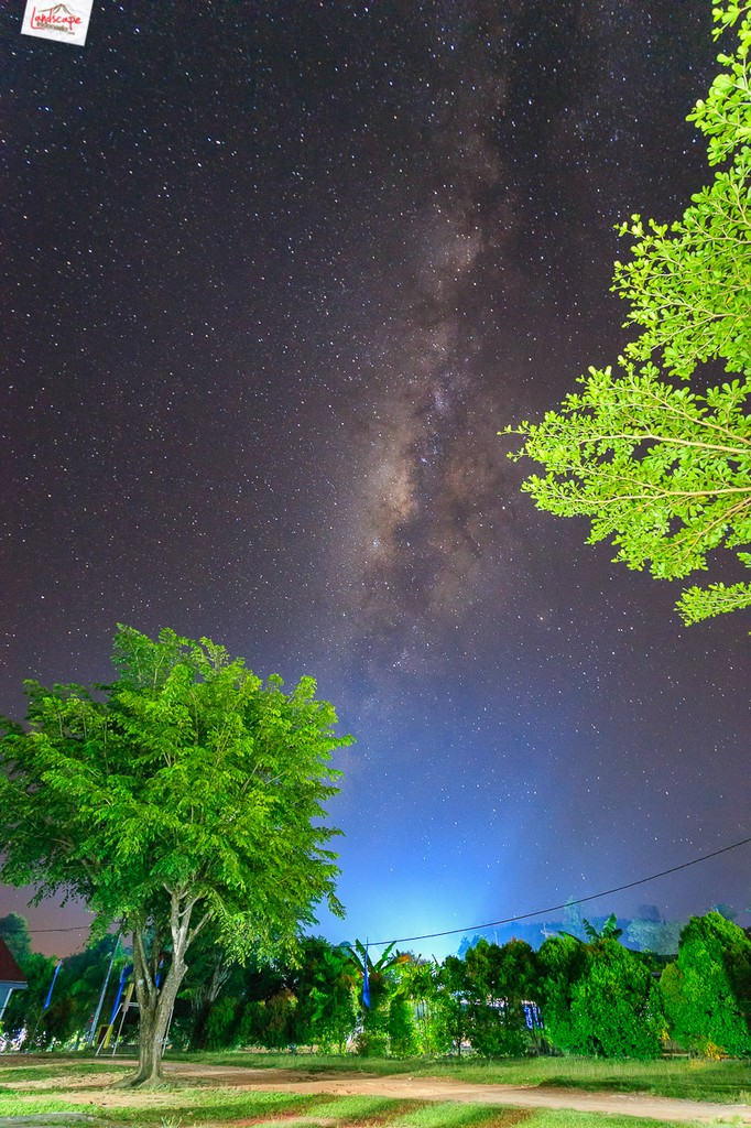 milkyway rempang 8 - Hunting Milky Way di Rempang