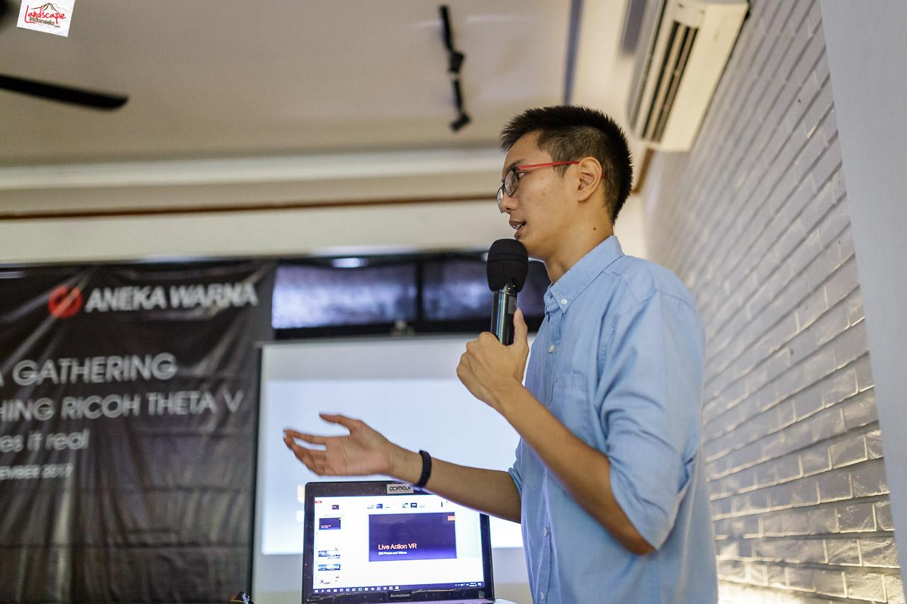 launching theta v di jakarta 1 - Launching Theta V di Jakarta