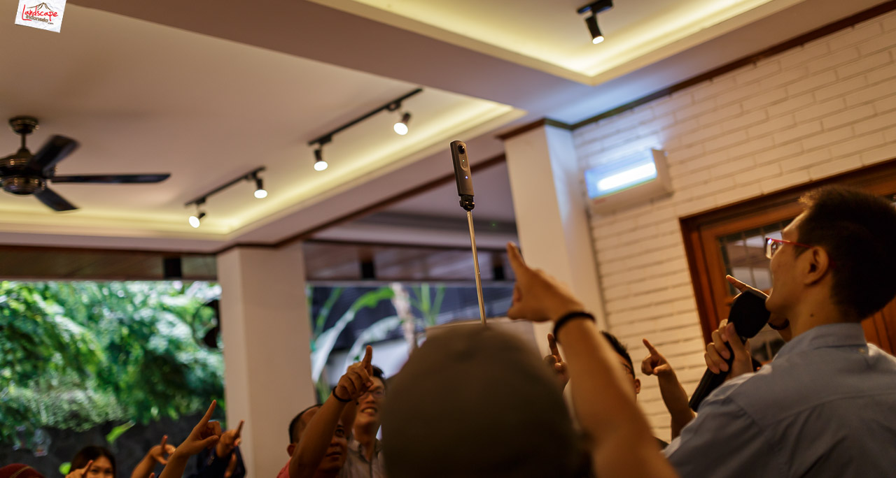 launching theta v di jakarta 6 - Launching Theta V di Jakarta