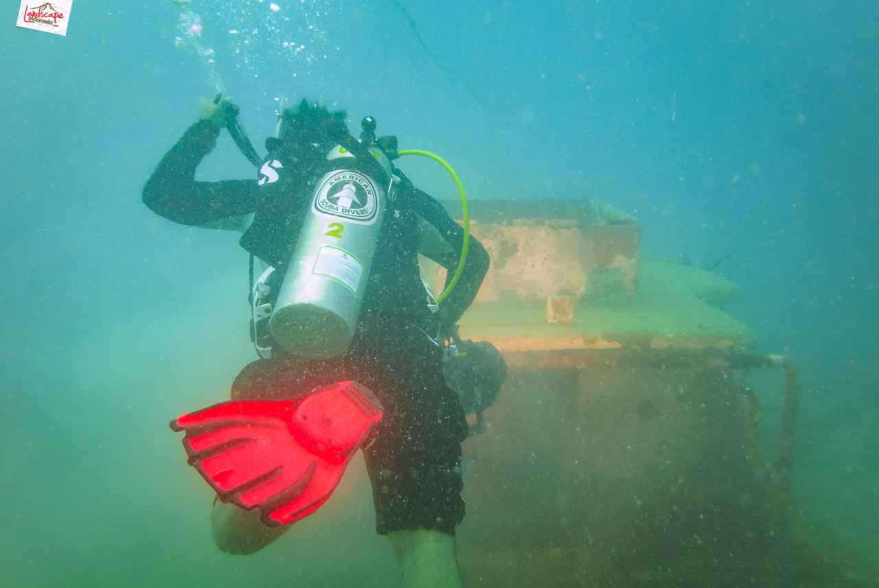 wreck dive kapal ahok 11 - Wreck Dive Kapal Ahok