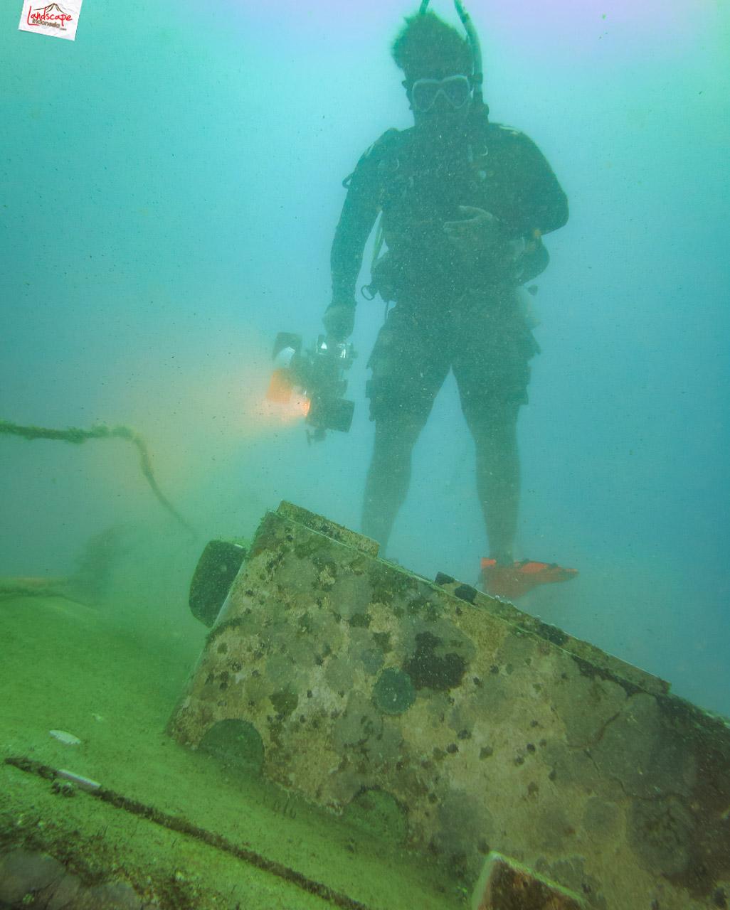 wreck dive kapal ahok 16 - Wreck Dive Kapal Ahok