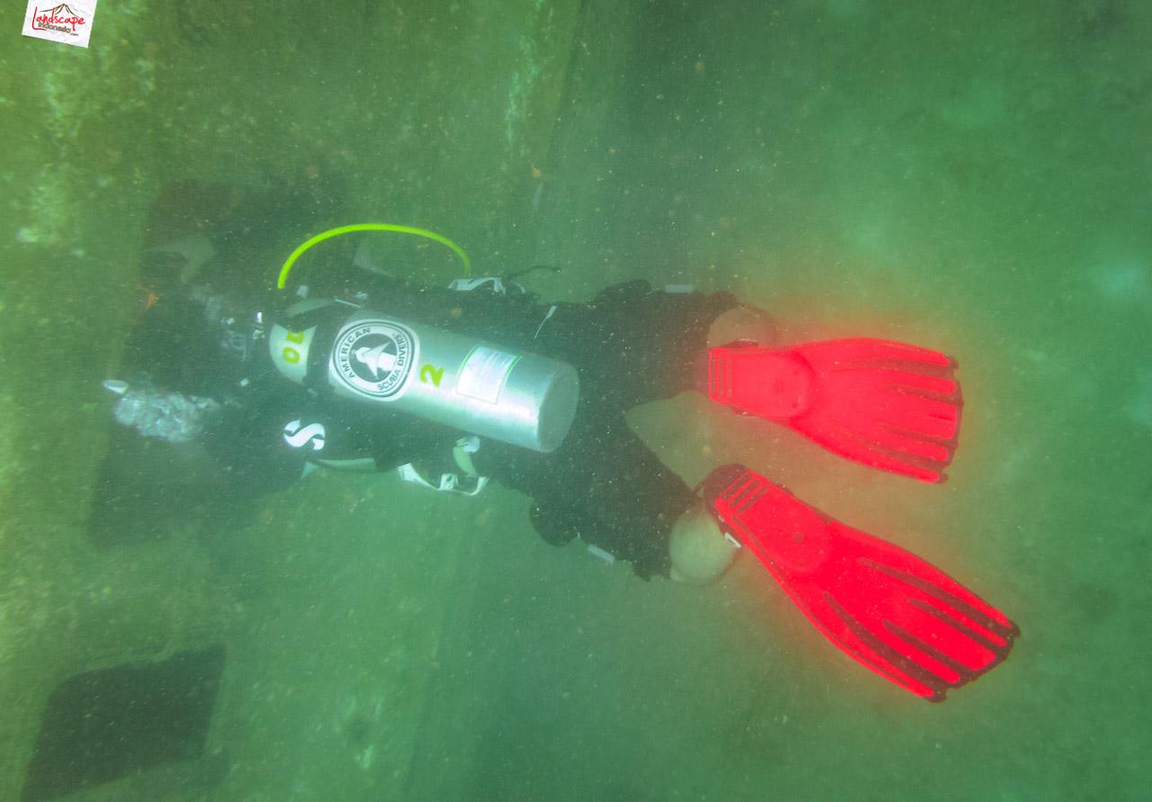 wreck dive kapal ahok 18 - Wreck Dive Kapal Ahok