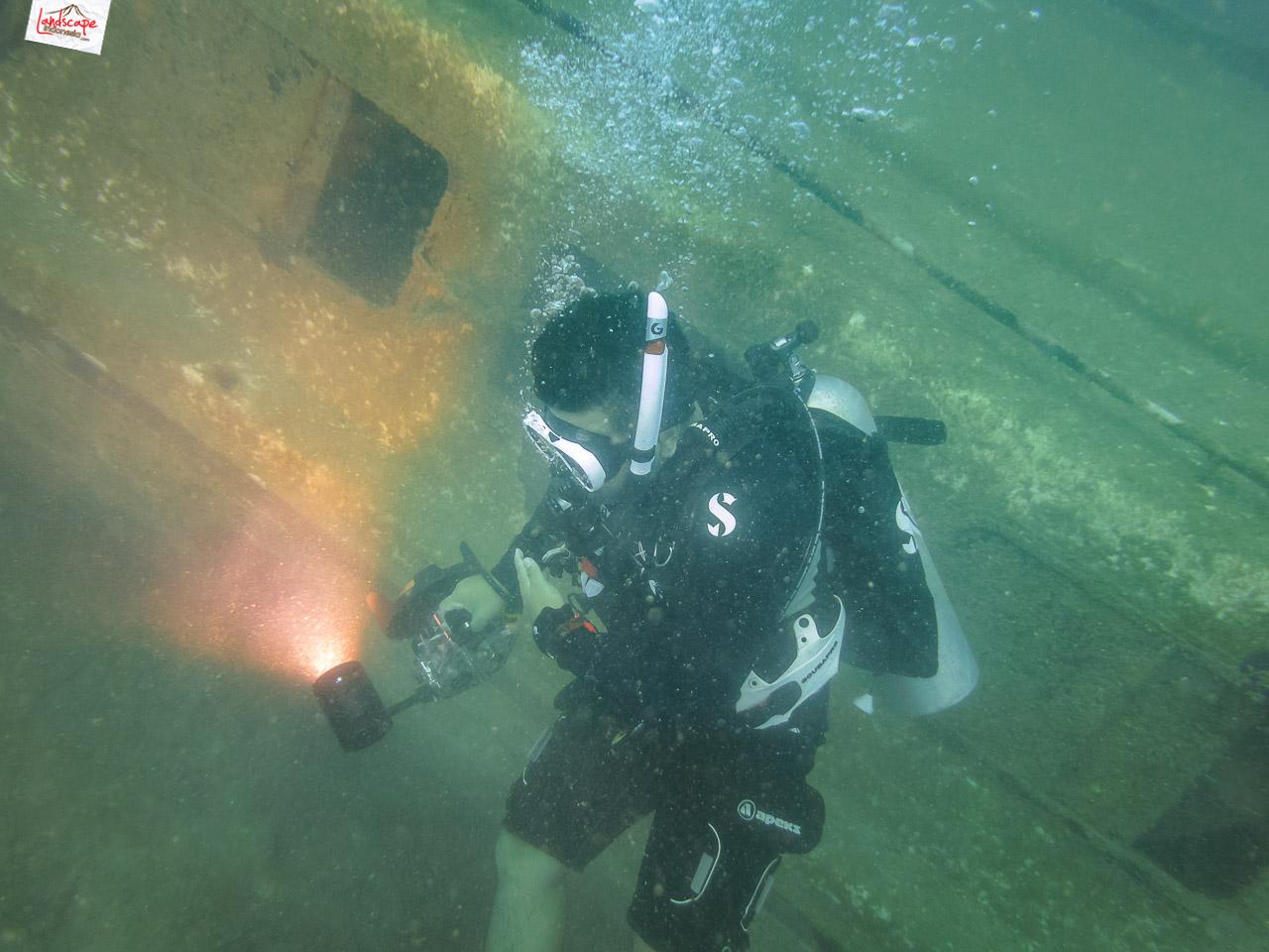 wreck dive kapal ahok 19 - Wreck Dive Kapal Ahok