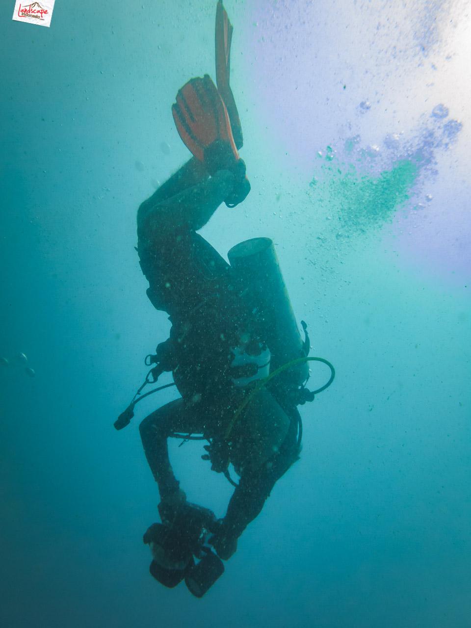 wreck dive kapal ahok 4 - Wreck Dive Kapal Ahok