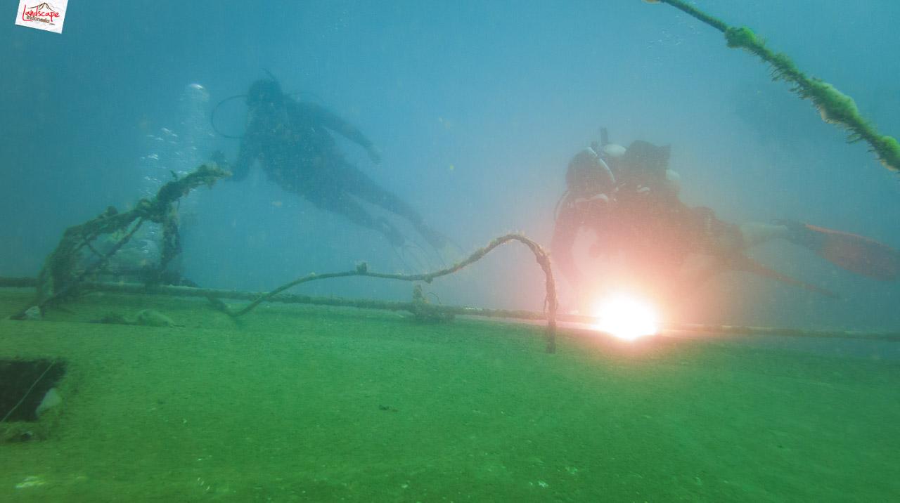wreck dive kapal ahok 9 - Wreck Dive Kapal Ahok
