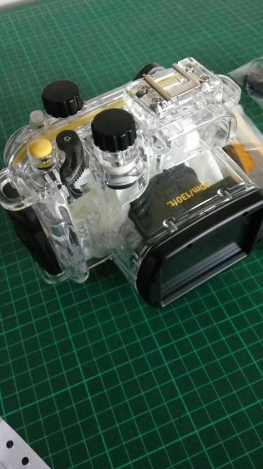 uwp 2 - Memilih Peralatan untuk Fotografi Underwater