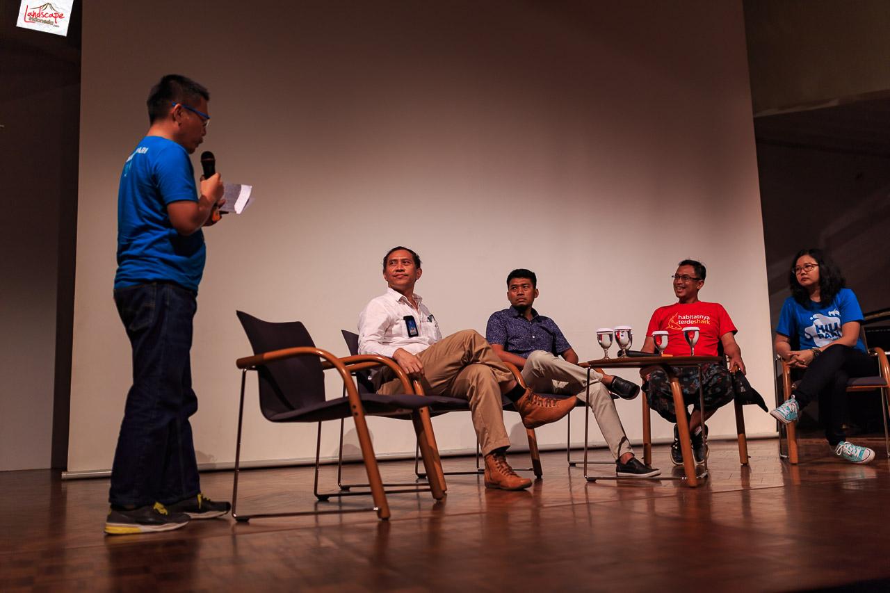 hiupari 2 - Launching Sobat HiuPari