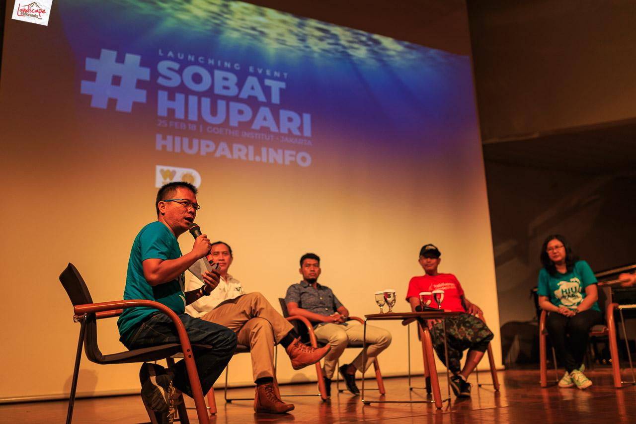hiupari 6 - Launching Sobat HiuPari