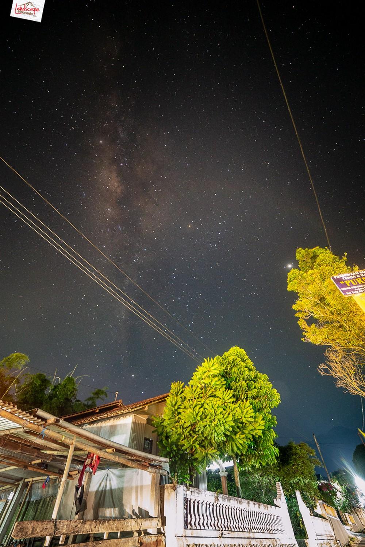 milkyway gancik 01 - Berburu Milky Way di Puncak Gancik