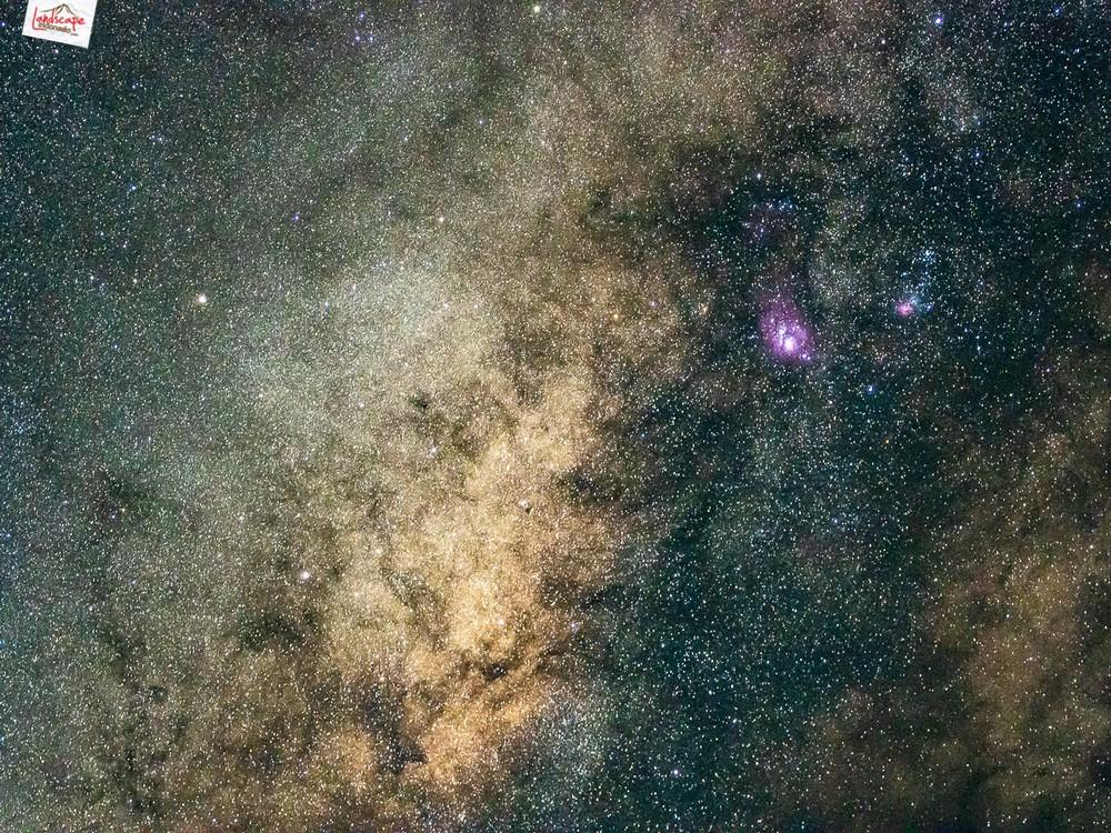 milkyway gancik 04 - Berburu Milky Way di Puncak Gancik