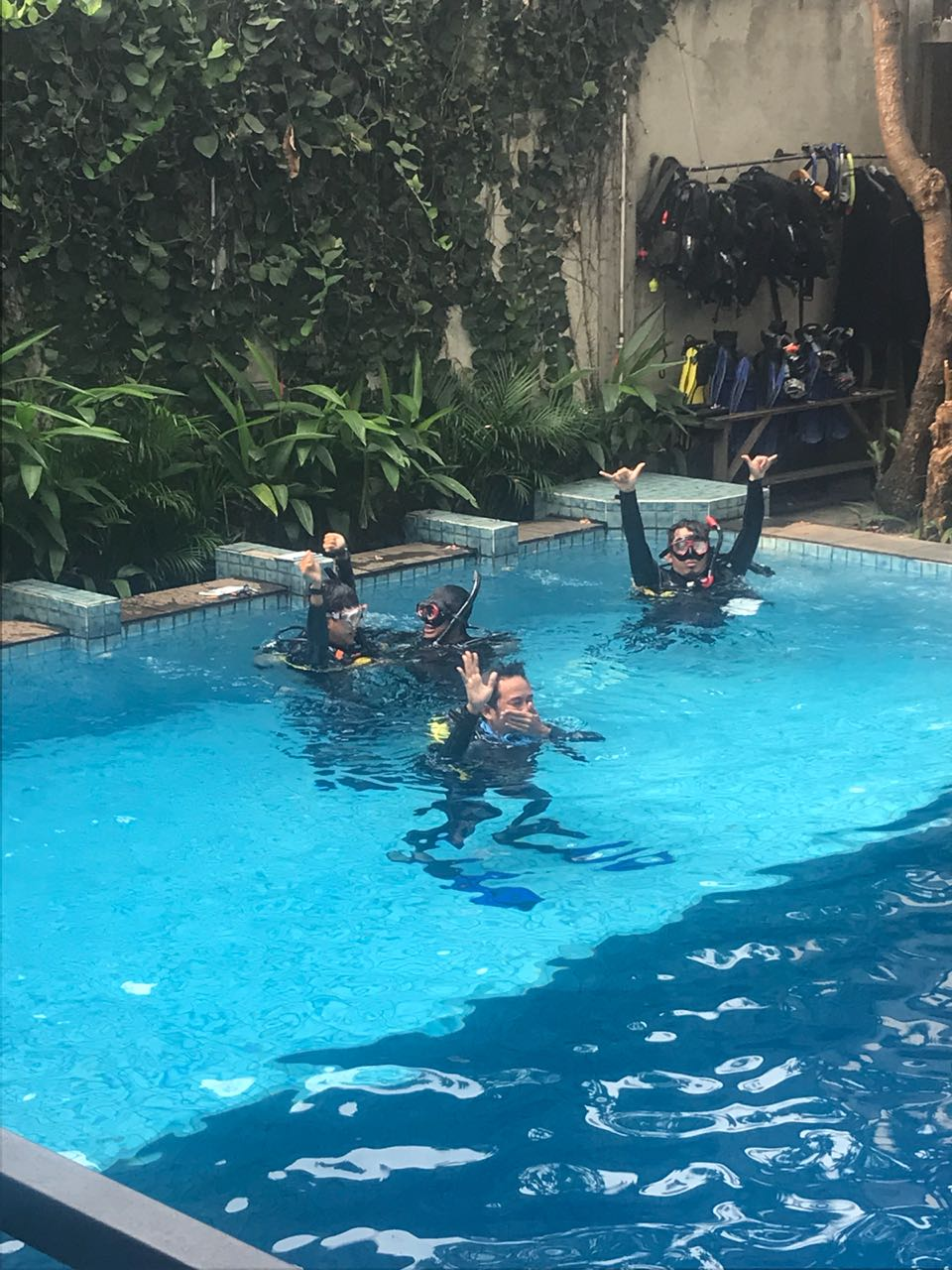 idc 2 - Road to Become PADI Instructor