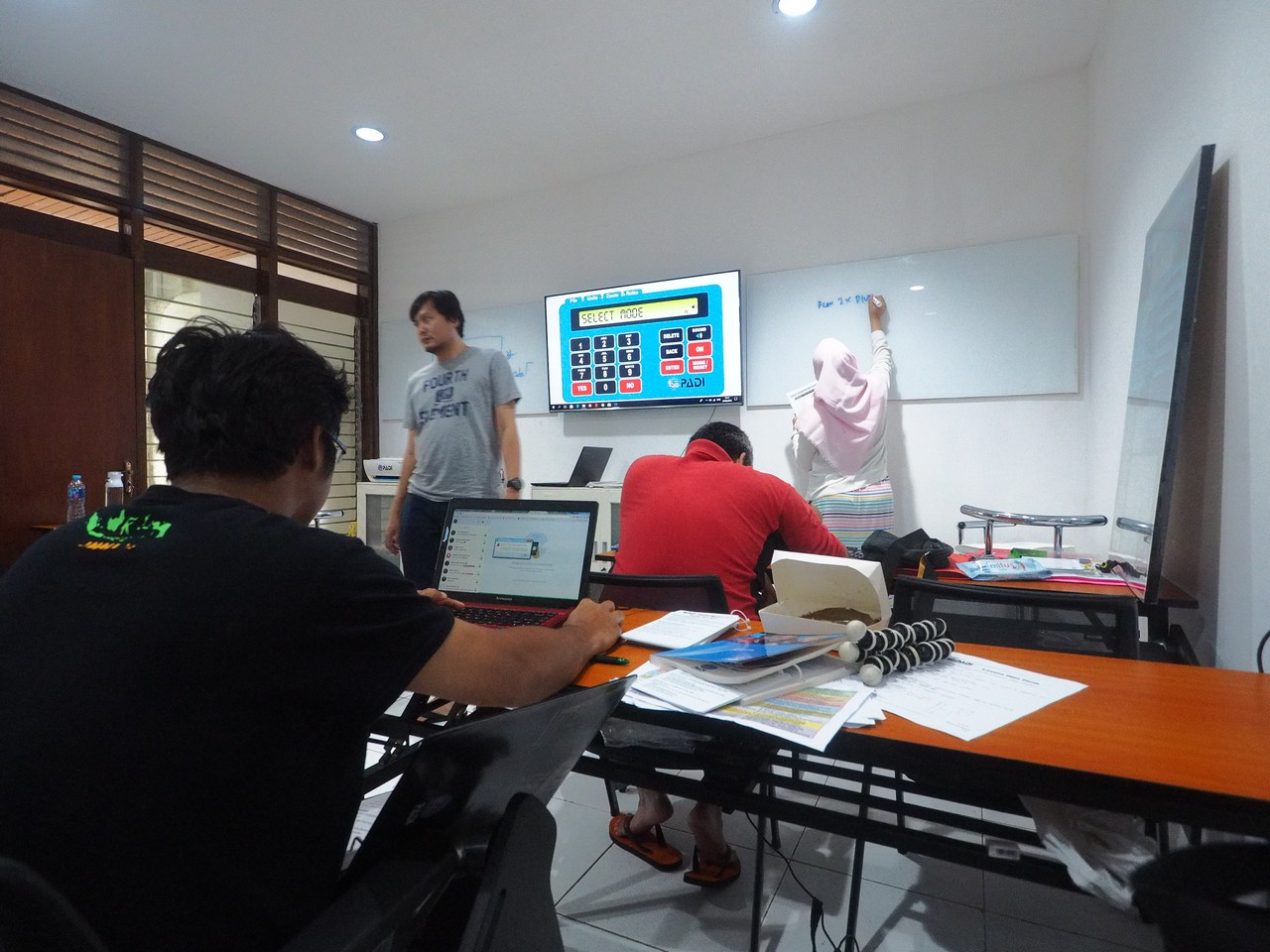 idc 5 - Road to Become PADI Instructor