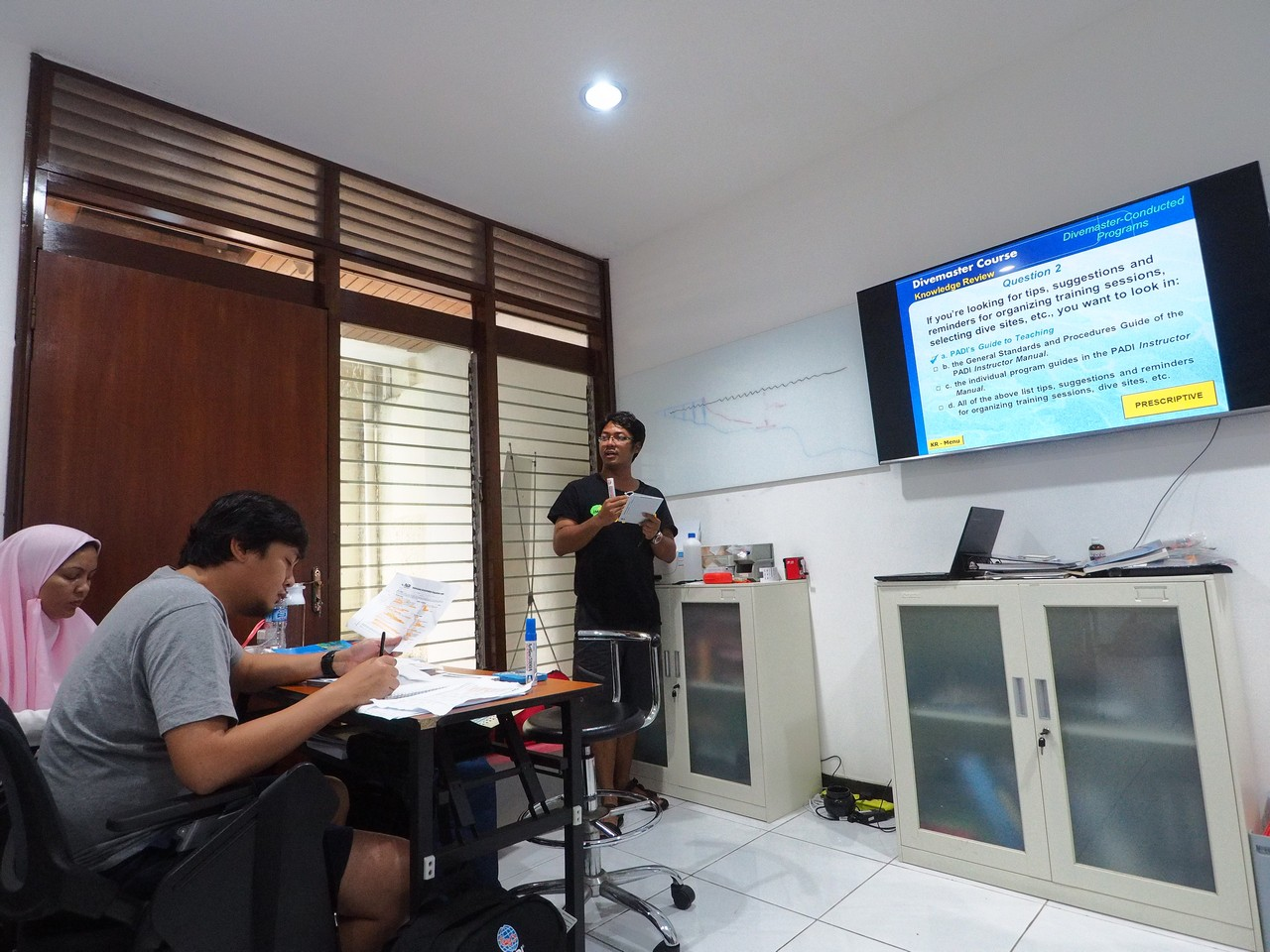idc 6 - Road to Become PADI Instructor