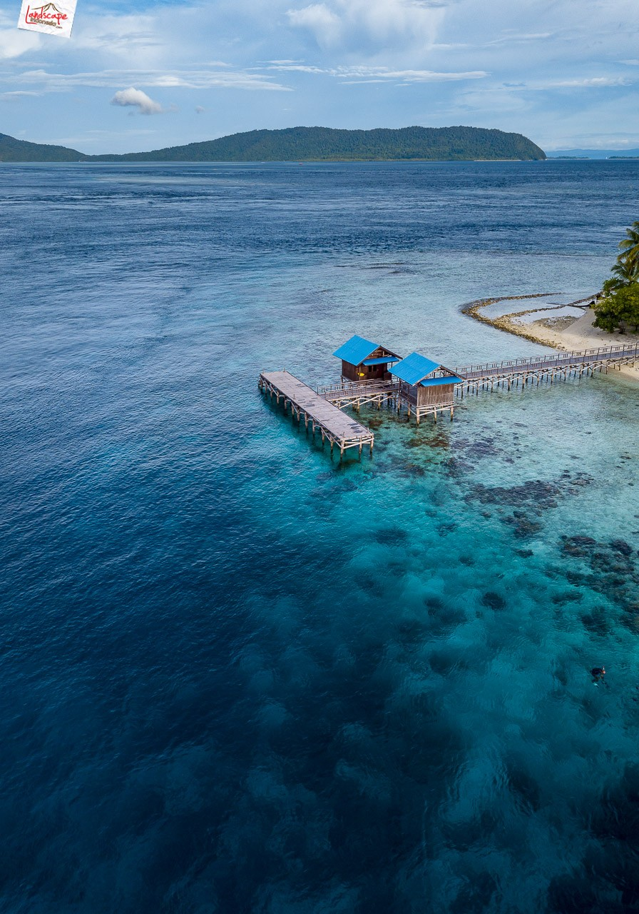 drone di papua 03 - Menerbangkan Drone di Papua