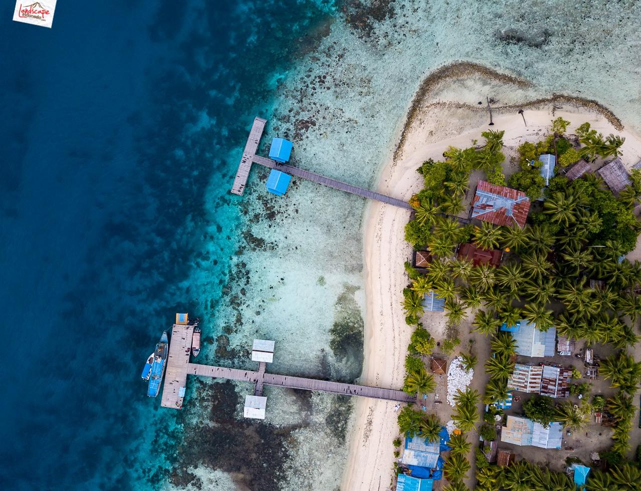drone di papua 04 - Menerbangkan Drone di Papua