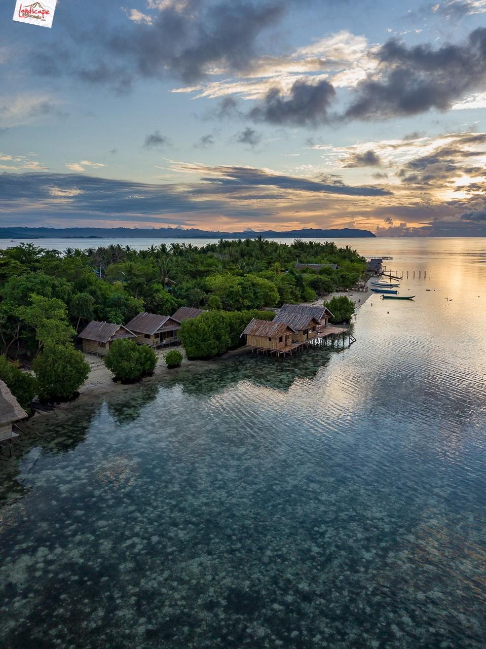 drone di papua 05 - Menerbangkan Drone di Papua