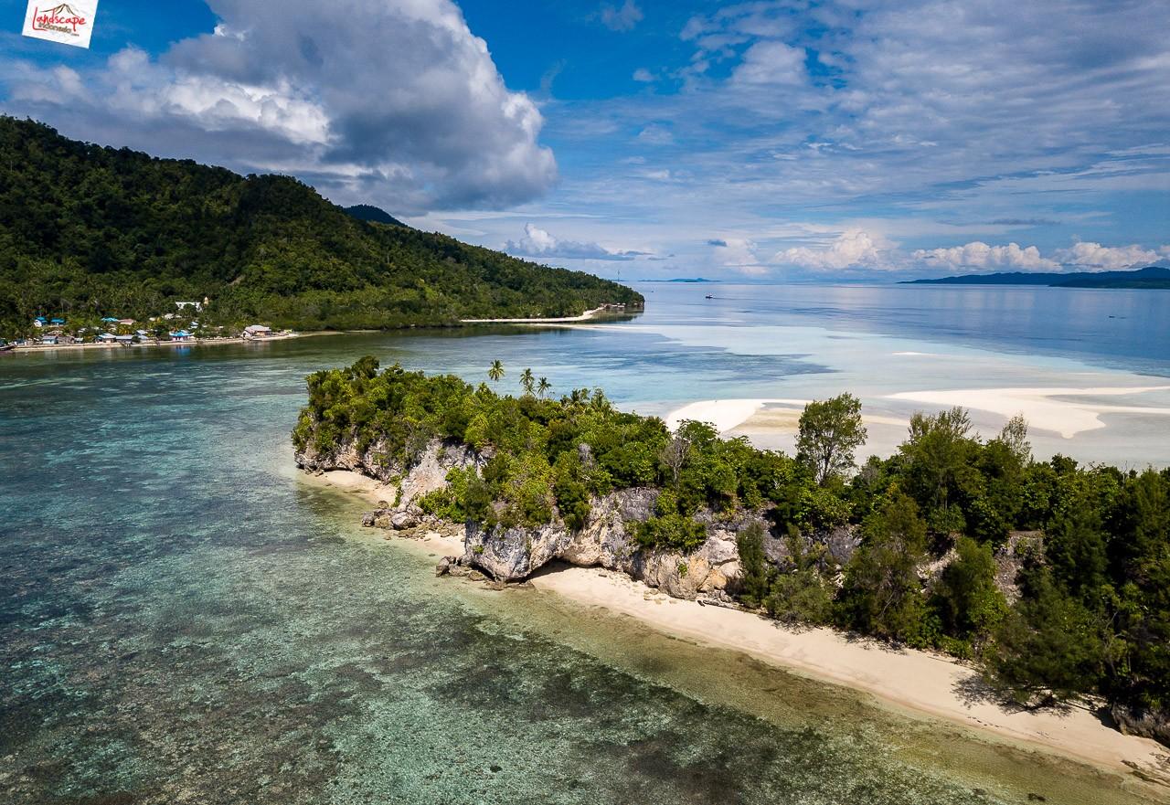 drone di papua 09 - Menerbangkan Drone di Papua